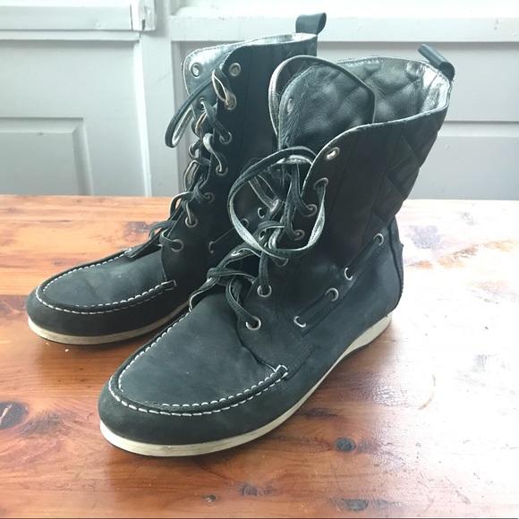 Balenciaga Sneaker Boat Shoe Style